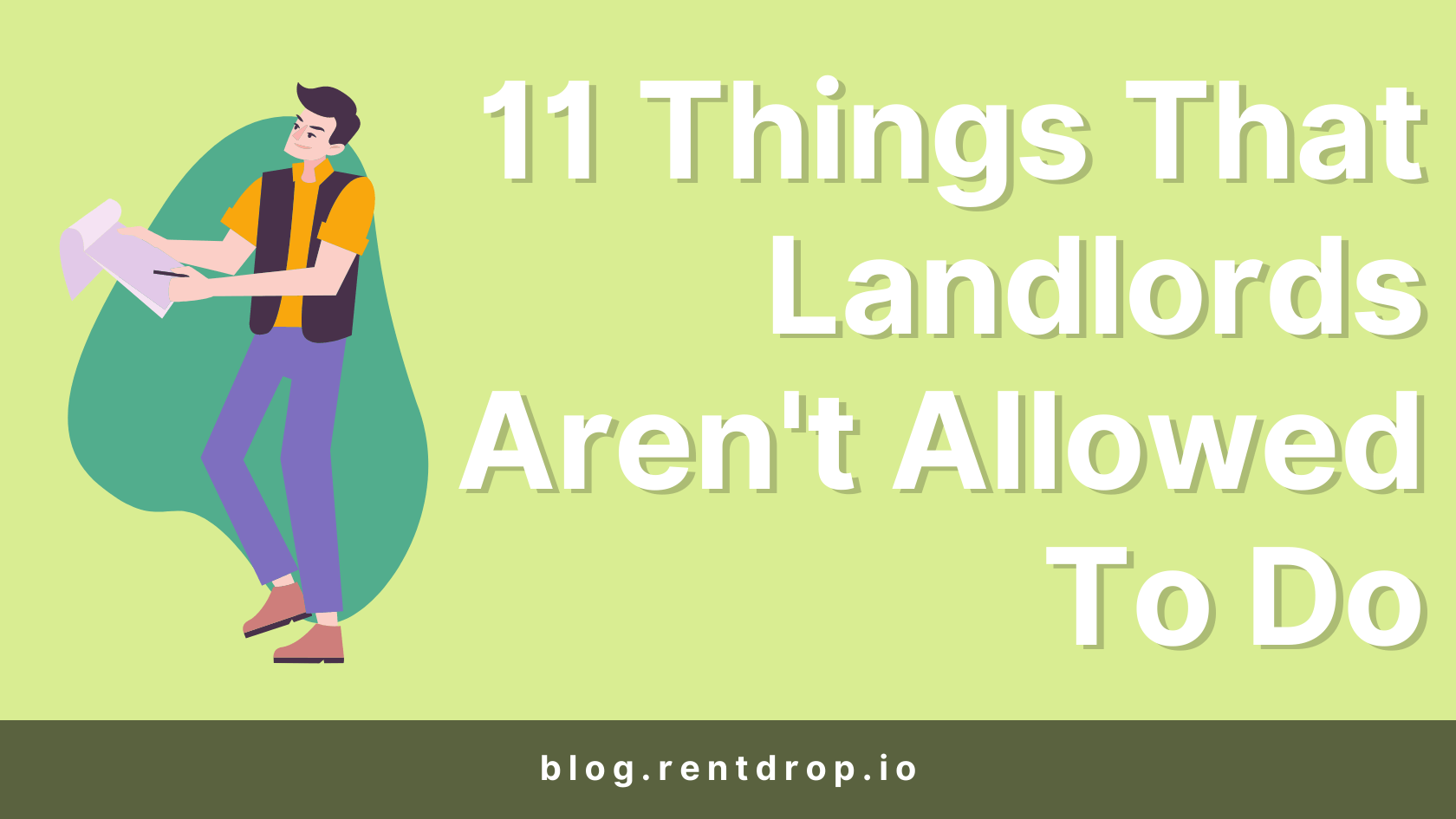 image of 11 Things That Landlords Aren't Allowed To Do